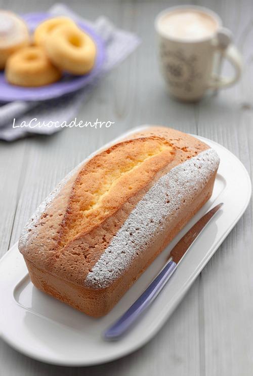 Plum cake all'olio d'oliva di Iginio Massari