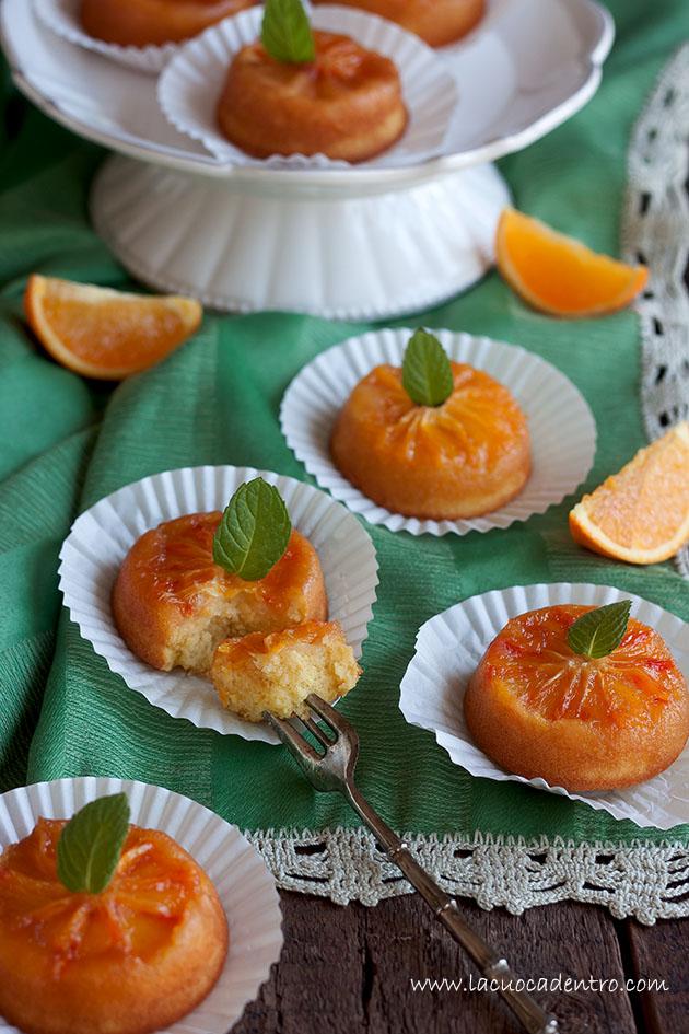 tortine arancia caramello 2
