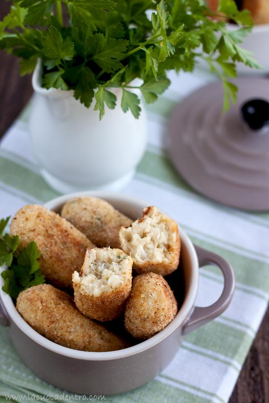 crocchette cavolfiore patate