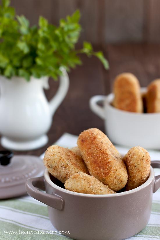 crocchette cavolfiori patate